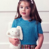 Araucania Child's Lacy Top (Huasco DK)