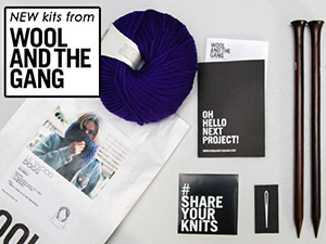 Wool and the Gang Kits