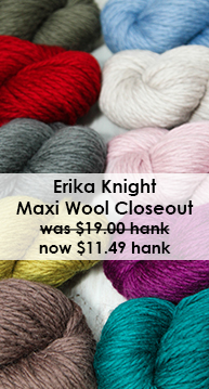 Erika Knight Maxi Wool Closeout