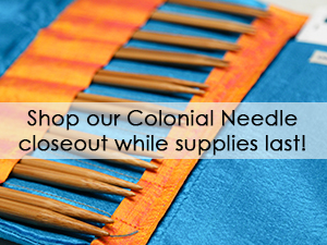 Shop Colonial Needle Company Closeout