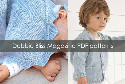 Debbie Bliss Magazine #4 PDF patterns