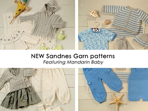 Sandnes Garn Patterns