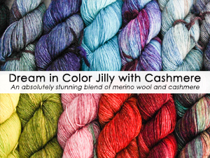 Dream in Color Jilly with Cashmere