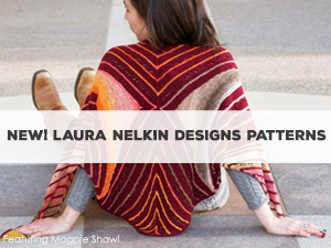 New Laura Nelkin Designs patterns