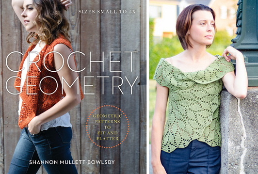 Crochet Geometry by Shannon Mullett-Bowlsby