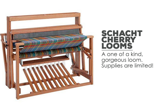 Schacht Cherry Looms