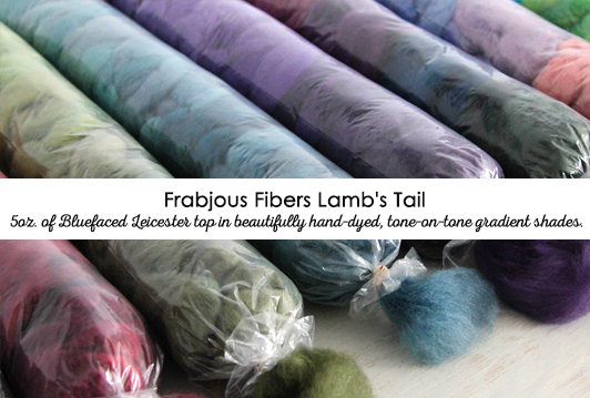 Frabjous Fibers Lamb's Tail