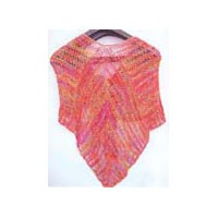 P71 Sheer One-Piece Shawl