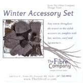 The Fibre Company Winter Accessory Set