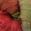 Valley Yarns 2/14 Alpaca Silk Hand Dyed by the Kangaroo Dyer - Rainforest