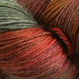 Valley Yarns Franklin Hand Dyed by the Kangaroo Dyer