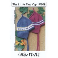 109 Little Flap Cap