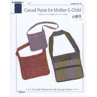 40 Casual Purse For Mother & Child