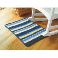 167 Nantucket Felted Rug (Free)