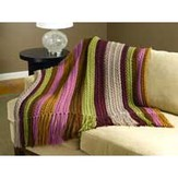 Valley Yarns 179 Country Lane Crocheted Afghan (Free)