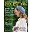 PieceWork Magazine - Septoct15