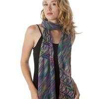 P134 Diagonals Scarf PDF