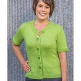 Basix 109 Charleston Top-Down Cardigan PDF