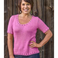 110 Nantucket Top-Down Pullover PDF