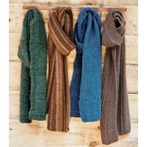 Berroco Mens Scarf Collection PDF - Norah Gaughan Men
