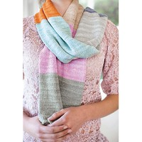 Blocks of Color Scarf (Free)