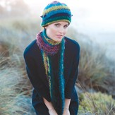 Be Sweet Hat and Shawlette (PDF)