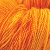 Valley Yarns BFL Fingering Hand Dyed by the Kangaroo Dyer - Marigold