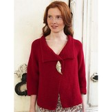Debbie Bliss Garter Stitch Jacket (Free)