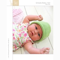 Simple Baby Hat (Free)