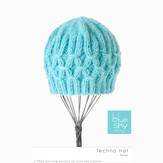 Blue Sky Alpacas Techno Hat  (Free)