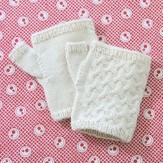 Blue Sky Alpacas Mitini Mitts 1251
