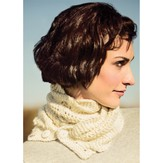 Blue Sky Alpacas North Hollow Cowl - 3820