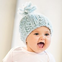 Bulky Baby Hat