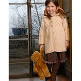 Blue Sky Alpacas Girl's Smocked Coat