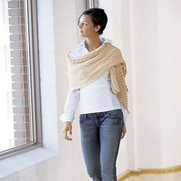 Rectangle Shawl
