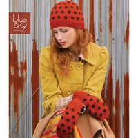 Polka Dot Hat Set