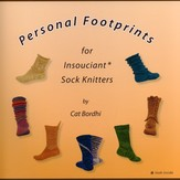 Personal Footprints for Insouciant Sock Knitters