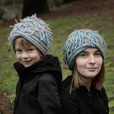 Cat Bordhi Anemone Hats PDF
