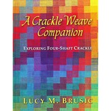 A Crackle Weave Companion