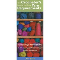 Crocheter's Handy Guide to Yarn Requirements
