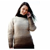 Cascade Yarns A137 Single Stranded Tunic (Free)