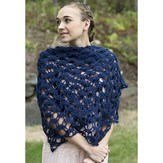 Cascade Yarns A225 Heavenly Lace Shawl (Free)