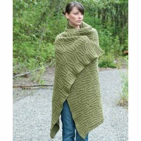 C224 Eco+ Quilt and Cable Blanket (Free)