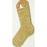 Cascade Yarns FW133 Heritage Golden Socks (Free)