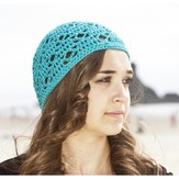 Cascade Yarns FW195 Diamonds Hat (Free)