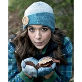 Cascade Yarns FW219 Sock Hat and Mittens (Free)