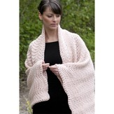 Cascade Yarns W393 Catch the Wave Blanket (Free)