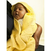 Cascade Yarns FW539 Little Treasures Baby Blanket (Free)