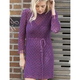 Stacy Charles Fine Yarns Clematis Lace Dress PDF