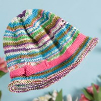 Cotton Bam Boo Baby Hat (Free)
